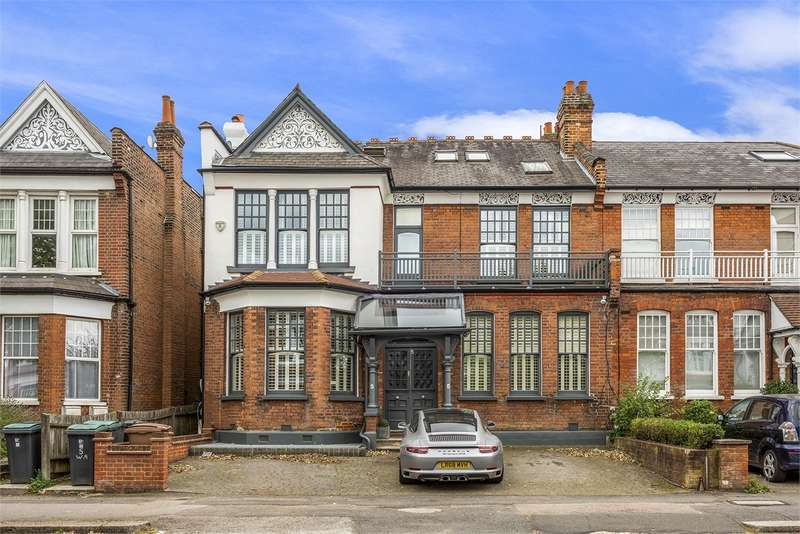 7 Bedrooms Semi Detached House for sale in Wellfield Avenue, Muswell Hill, London
