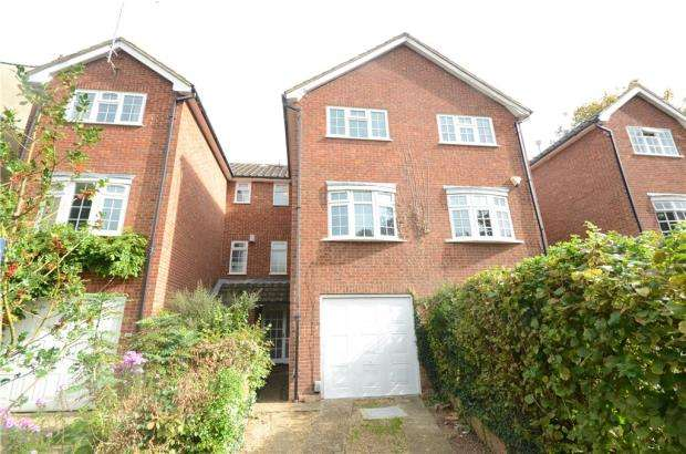 4 Bedrooms Terraced House for sale in Denmark Road, Reading, Berkshire