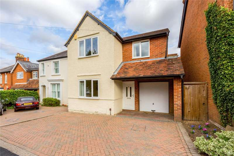 3 Bedrooms Detached House for sale in Cannon Court Road, Maidenhead, Berkshire, SL6