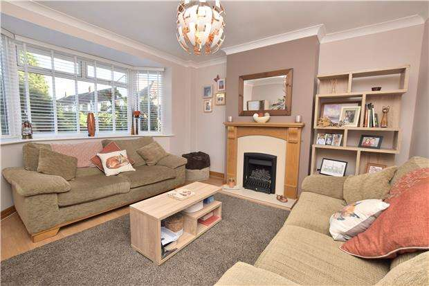 3 Bedrooms Terraced House for sale in Avalon Road, BRISTOL, BS5 8RX