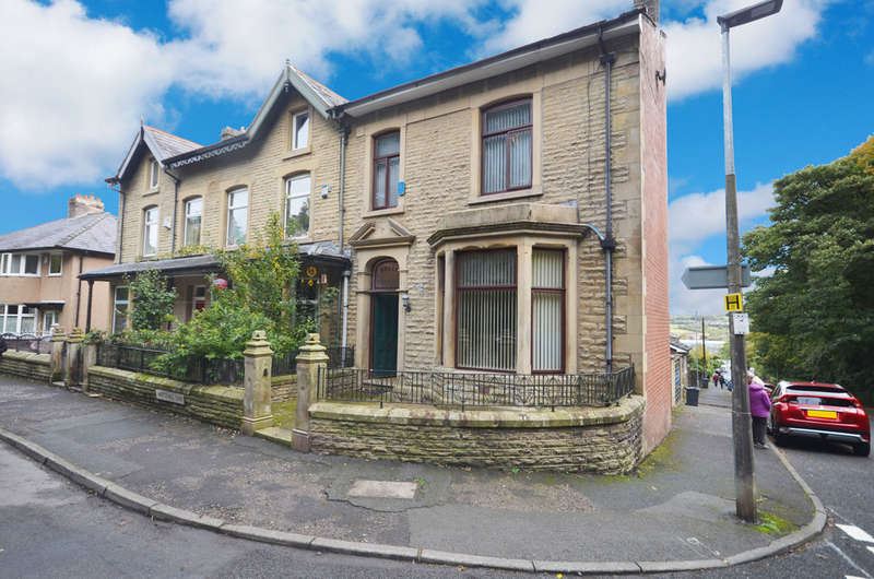 4 Bedrooms End Of Terrace House for sale in Whitehall Terrace, Whitehall, Darwen