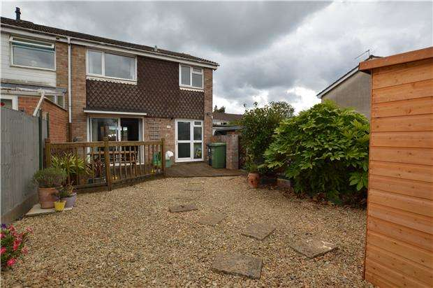 3 Bedrooms End Of Terrace House for sale in Lansdown, Yate, BRISTOL, BS37 4LS