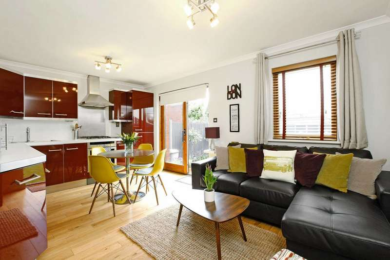 2 Bedrooms Flat for sale in Streatham Common South, Streatham Common, SW16