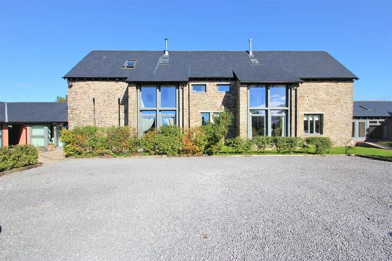4 Bedrooms House for sale in Pen Cantref, Brecon, LD3