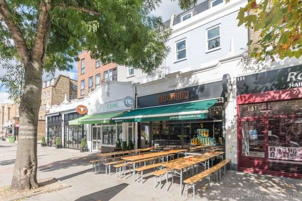 2 Bedrooms Apartment Flat for sale in 127 Queens Road, Peckham, SE15