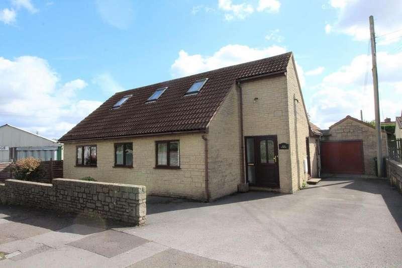 5 Bedrooms Detached Bungalow for sale in High Street, High Littleton, Bristol