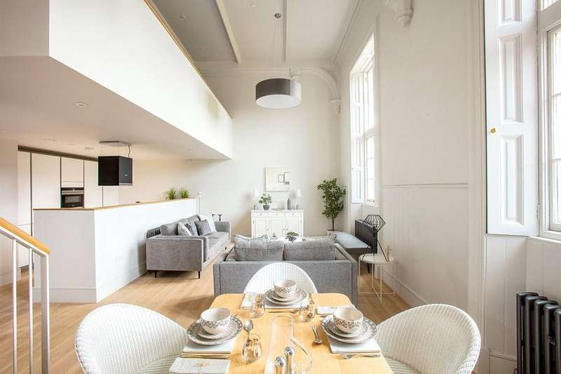 2 Bedrooms Apartment Flat for sale in G09 - Donaldson's, West Coates, Edinburgh, Midlothian