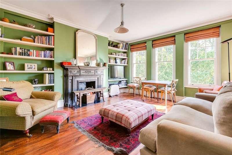 3 Bedrooms Flat for sale in Albany Mansions, Albert Bridge Road, London