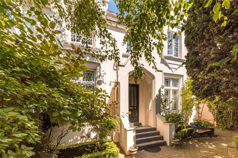 5 Bedrooms Detached House for sale in Loudoun Road, St John's Wood