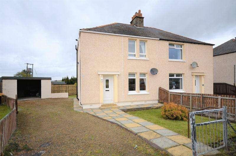 3 Bedrooms Semi-detached Villa House for sale in 34 Greenhill Terrace,Knockentiber , KA2 0BZ