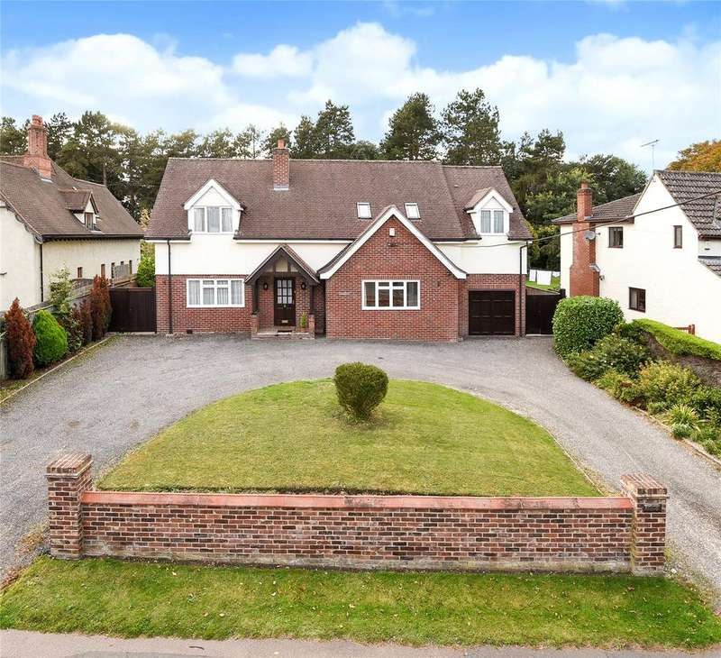 5 Bedrooms Detached House for sale in High Street, Cheveley, Newmarket, Suffolk, CB8