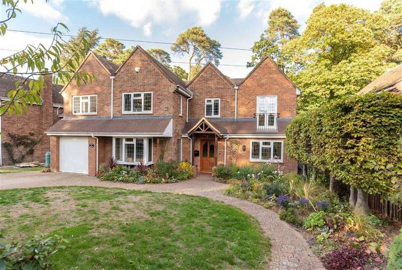 6 Bedrooms Detached House for sale in Heath Court, Leighton Buzzard