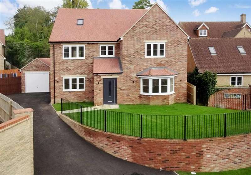 5 Bedrooms Detached House for sale in The Burrows, Mill Lane, Westbury