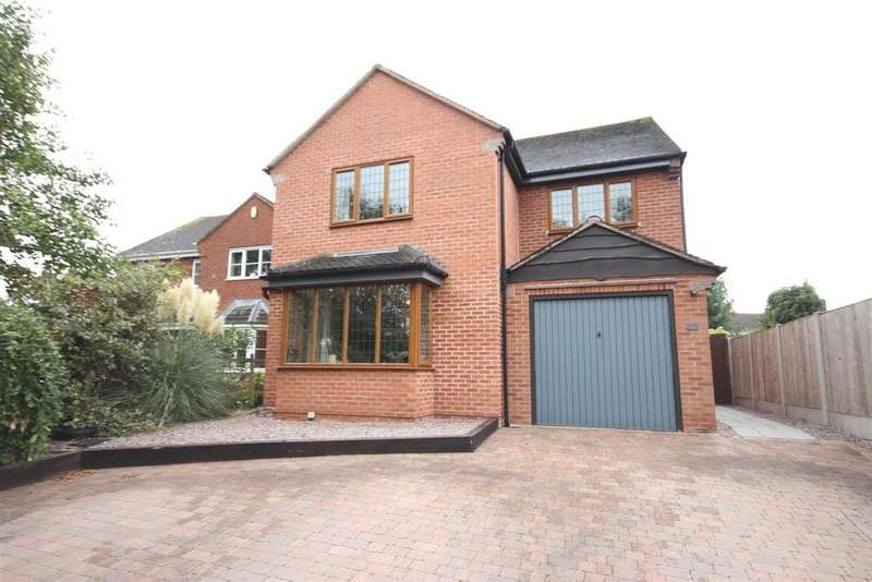 4 Bedrooms Detached House for sale in Mill Lane, Hilton, Derby