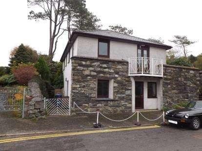 3 Bedrooms Link Detached House for sale in Parc Bron Y Graig, Bron Y Graig, Harlech, Gwynedd, LL46