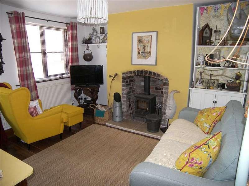 2 Bedrooms Detached House for sale in Somercotes Hill, Somercotes, Alfreton, Derbyshire, DE55