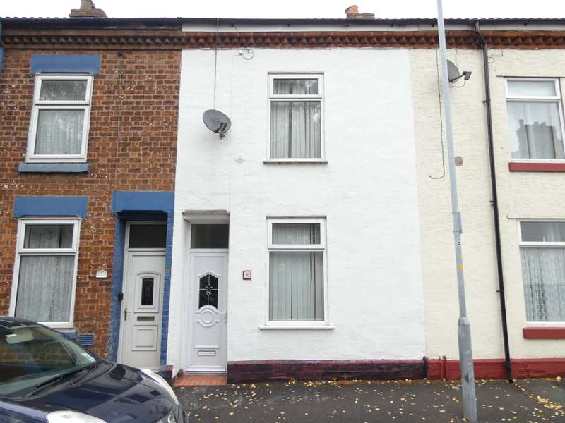 2 Bedrooms Terraced House for sale in Parker Street, Runcorn, Cheshire, WA7