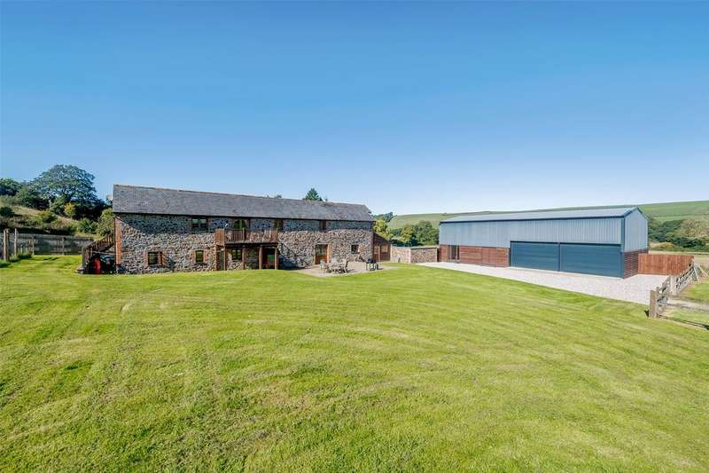 4 Bedrooms Detached House for sale in Pillmouth, Landcross