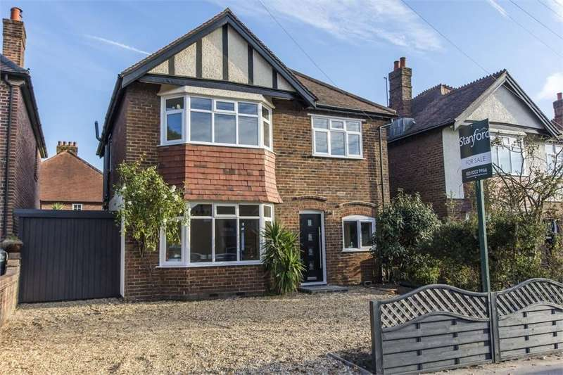 4 Bedrooms Detached House for sale in Peartree Avenue, Bitterne, SOUTHAMPTON, Hampshire