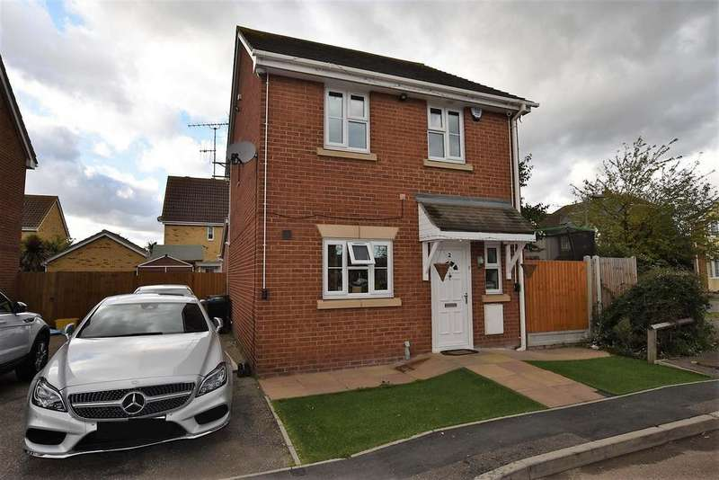 5 Bedrooms Detached House for sale in Azalea Mews, Canvey Island