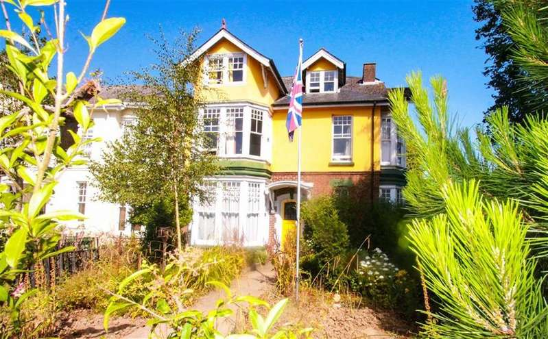 9 Bedrooms Detached House for sale in Combermere Road, St Leonards-on-sea, East Sussex