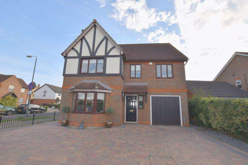 6 Bedrooms Detached House for sale in Whieldon Grange, Harlow