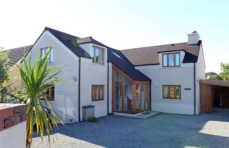 4 Bedrooms Detached House for sale in Bally High, Valley Road, Saundersfoot, Pembrokeshire