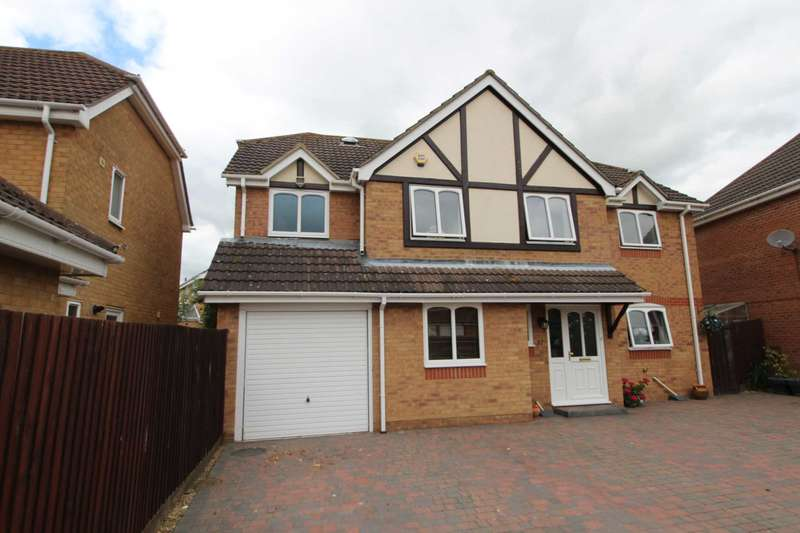 5 Bedrooms Detached House for sale in Brompton Gardens, Maldon