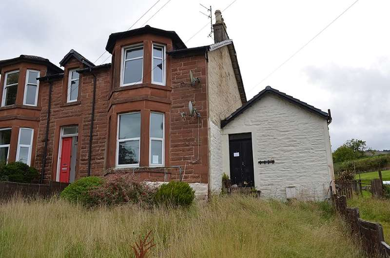 2 Bedrooms Flat for sale in Finlaggan, Sandbank, Dunoon, Argyll And Bute