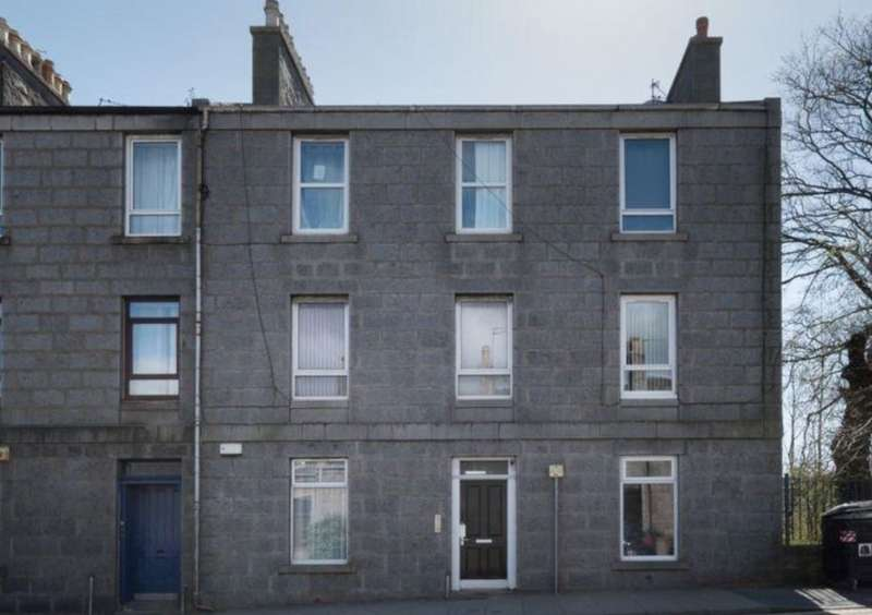 1 Bedroom Flat for sale in 19, Belmont Road, Aberdeen