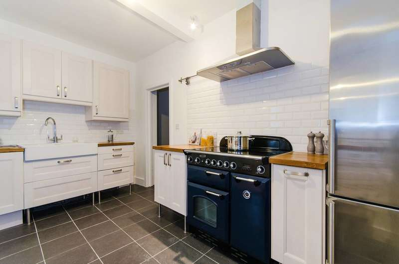 3 Bedrooms End Of Terrace House for sale in Lower Boston Road, Hanwell, W7