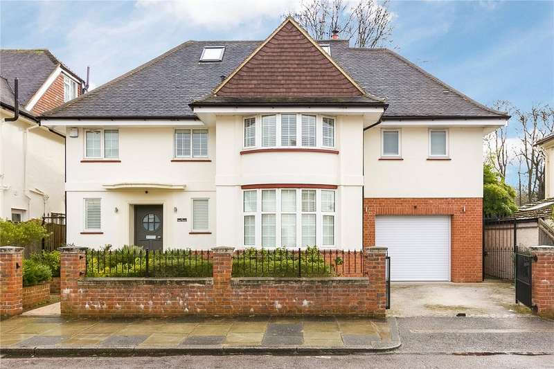 5 Bedrooms Detached House for sale in York Avenue, East Sheen, London