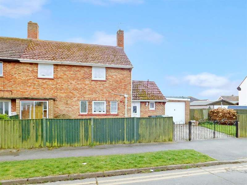 3 Bedrooms Semi Detached House for sale in Festival Avenue, Ingoldmells, Skegness, Lincs, PE25 1QF