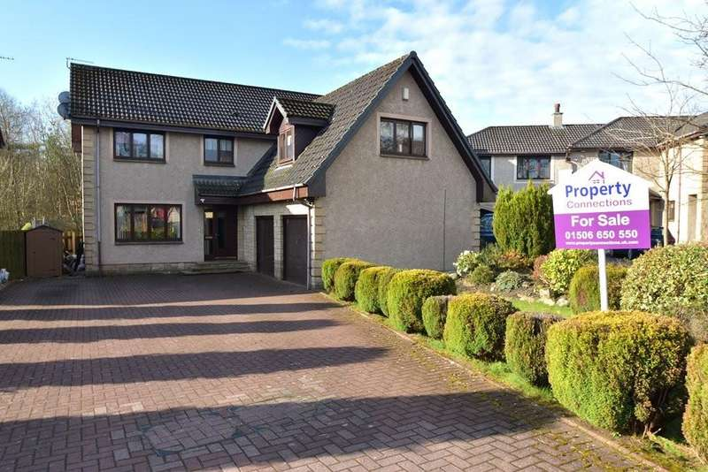 4 Bedrooms Detached House for sale in Woodlands Grove, Armadale