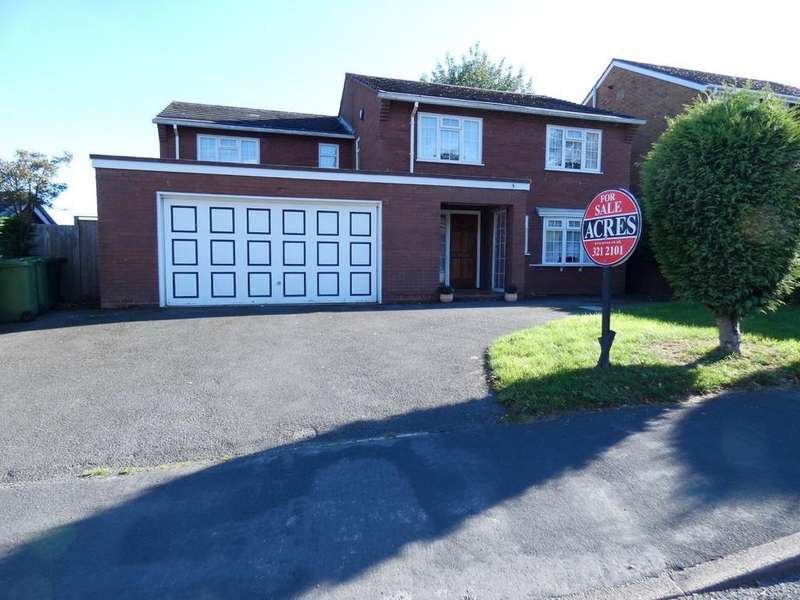 4 Bedrooms Detached House for sale in Glebe Fields, Sutton Coldfield