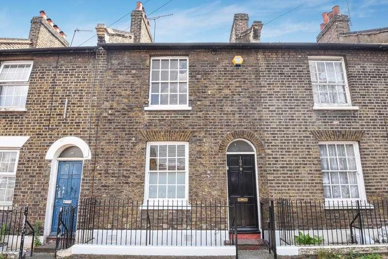 2 Bedrooms Terraced House for sale in Friendly Street London SE8