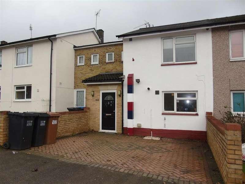 3 Bedrooms Terraced House for sale in Aldykes, Hatfield