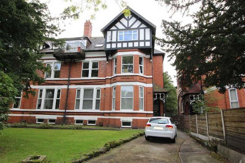 2 Bedrooms Flat for sale in Wilbraham Road, Chorlton
