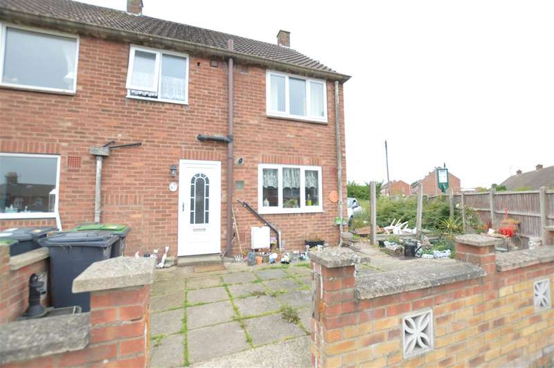 3 Bedrooms End Of Terrace House for sale in Butler Way, Sleaford