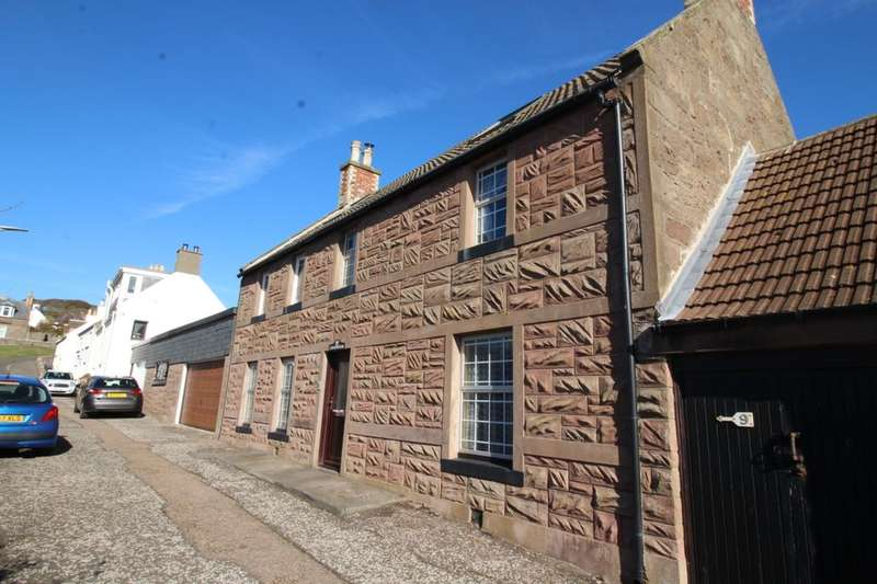 3 Bedrooms Property for sale in Milnes Wynd, Johnshaven, Montrose, DD10