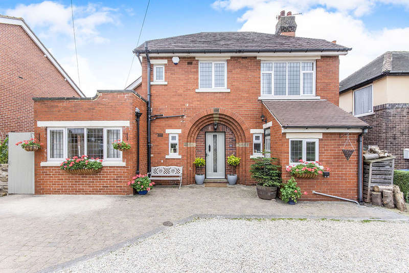 5 Bedrooms Detached House for sale in Charlestown, Ackworth, Pontefract, WF7