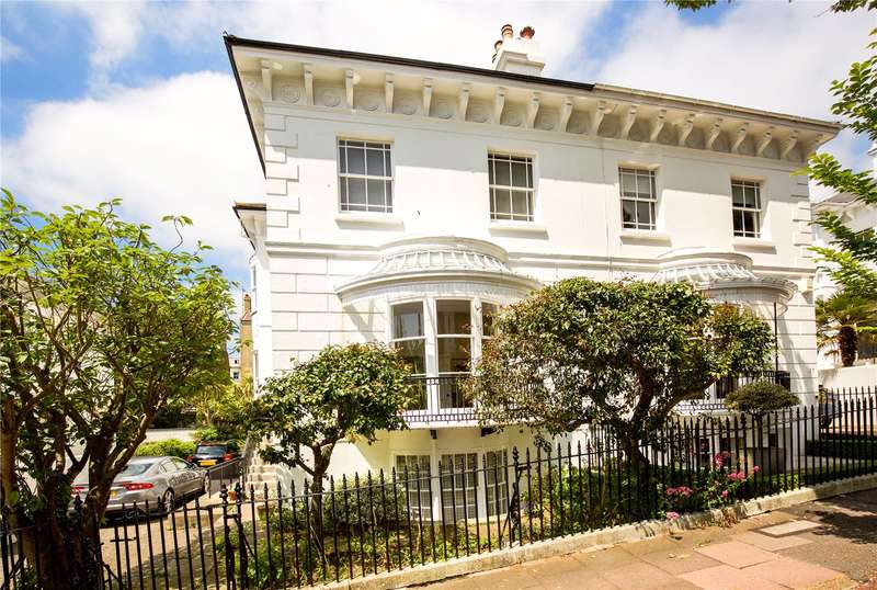 5 Bedrooms Semi Detached House for sale in Montpelier Villas, Brighton, East Sussex, BN1