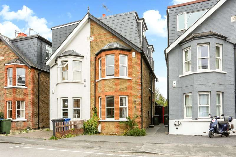 4 Bedrooms Semi Detached House for sale in Albany Road, Old Windsor, Berkshire, SL4