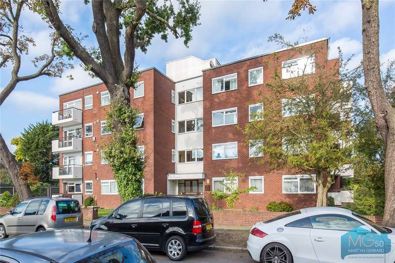 2 Bedrooms Apartment Flat for sale in The Fountains, Ballards Lane, Finchley, London, N3
