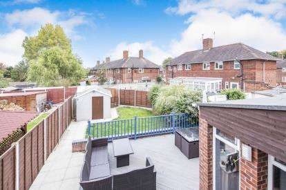 3 Bedrooms Terraced House for sale in Shelthorpe Avenue, Loughborough, Leicestershire