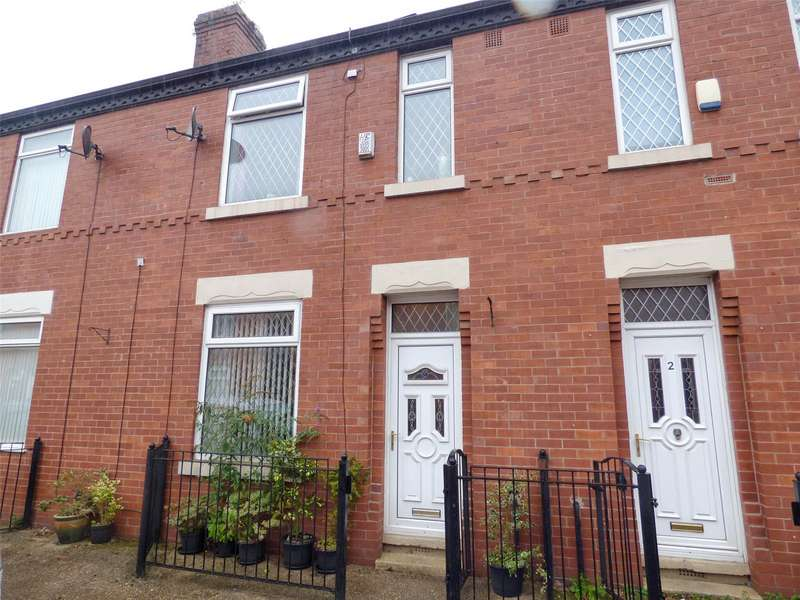 3 Bedrooms Terraced House for sale in Nepaul Road, Blackley, Manchester, M9