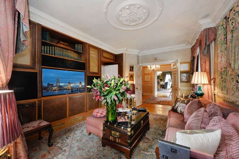 11 Bedrooms Town House for sale in Wilton Crescent, Belgravia SW1