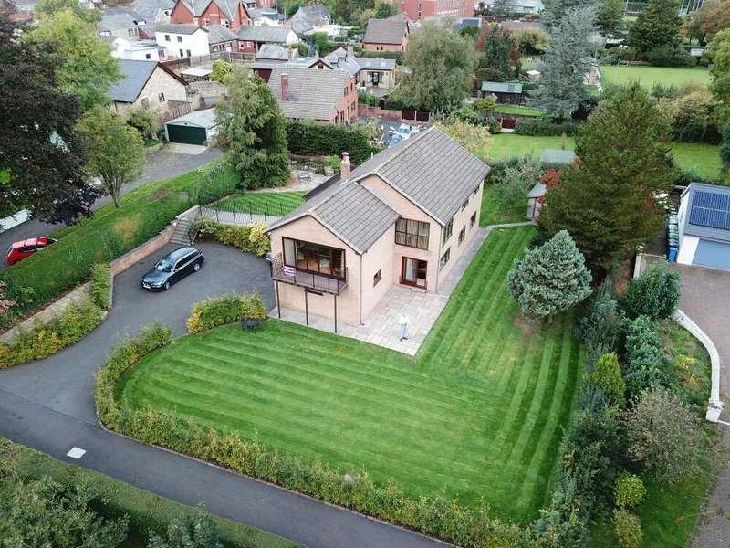 5 Bedrooms Detached House for sale in High Street, Garstang, Preston, Lancashire, PR3 1FA
