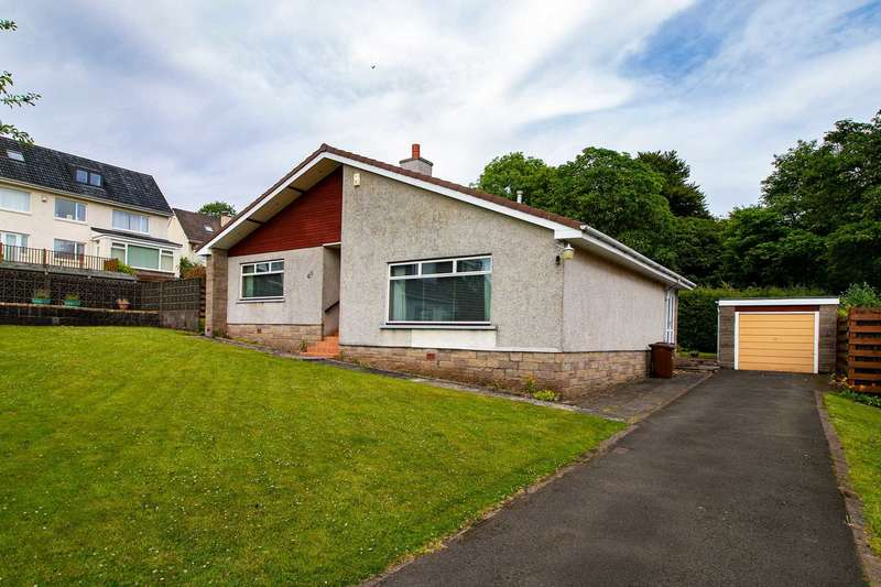 3 Bedrooms Bungalow for sale in Belmont Road, Kilmacolm