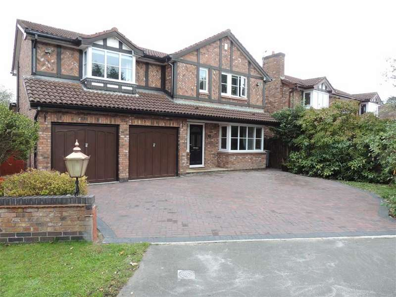 5 Bedrooms Detached House for sale in Walnut Close, Wilmslow